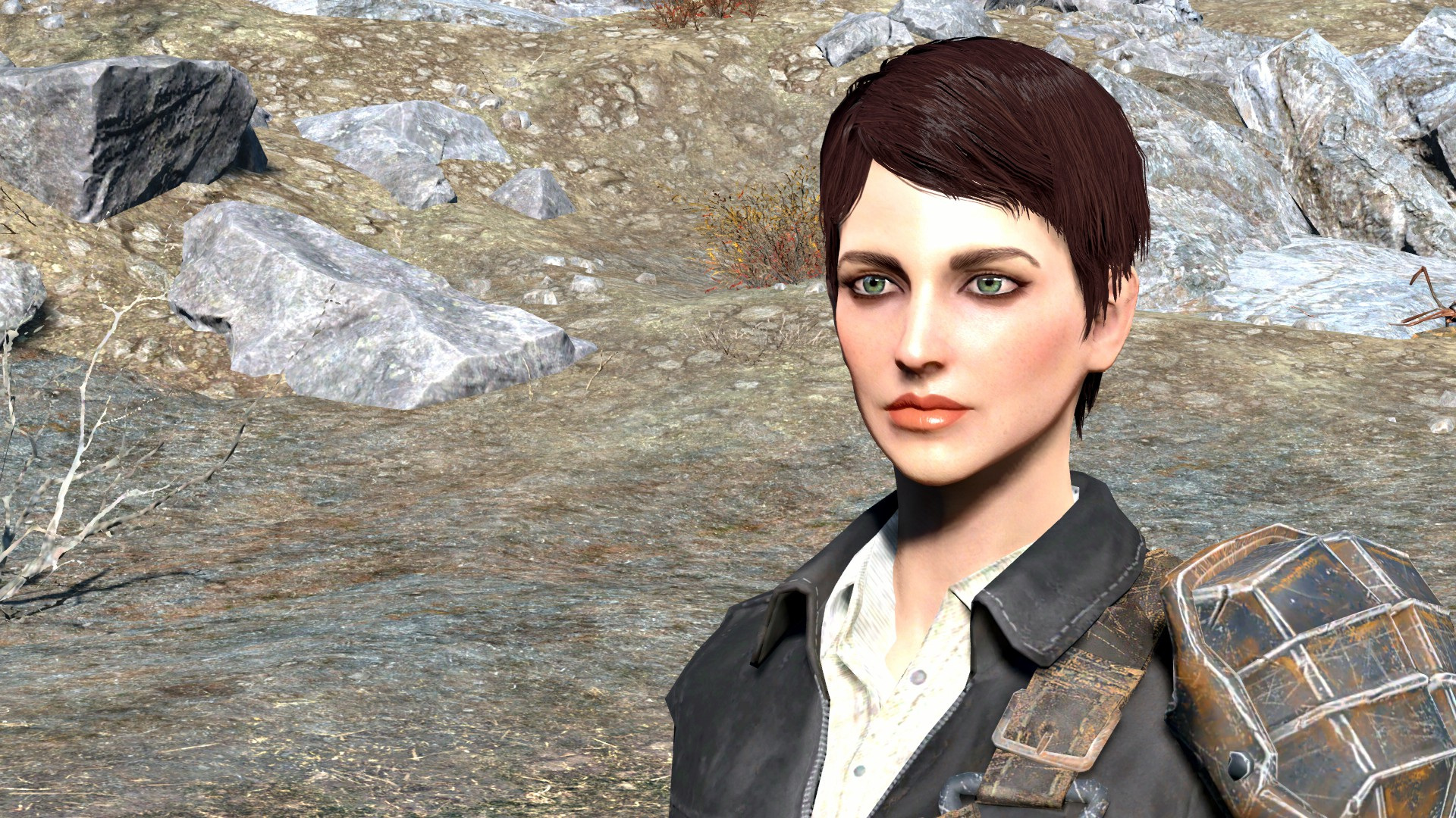 Help Curie Fallout 4